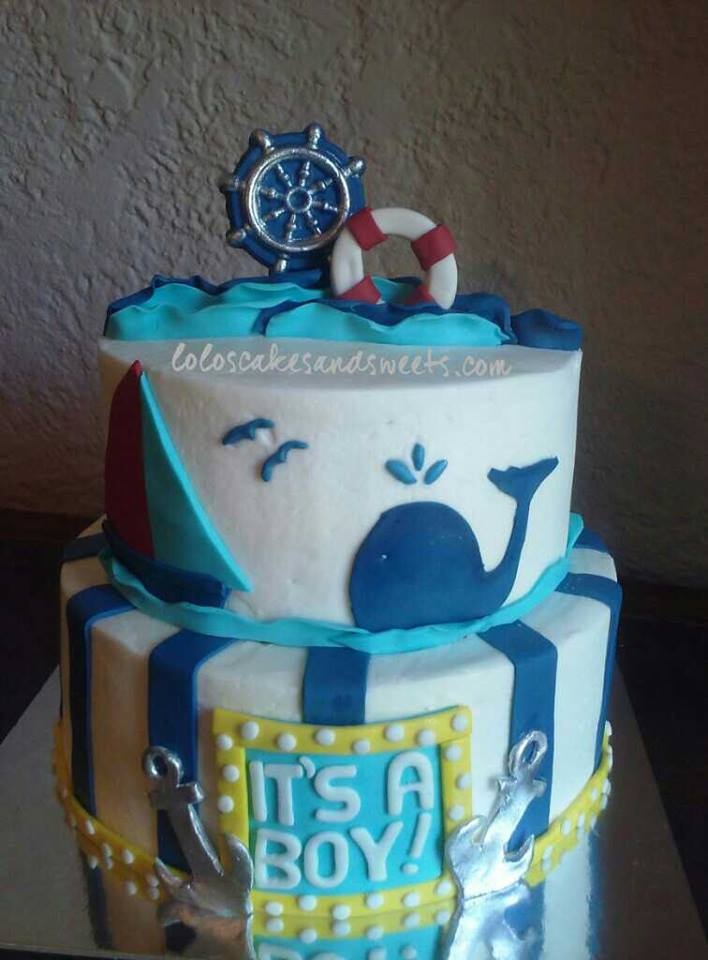 Baby Shower Cakes Lolos Cakes Sweets