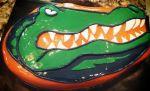 FL Gators grooms cake