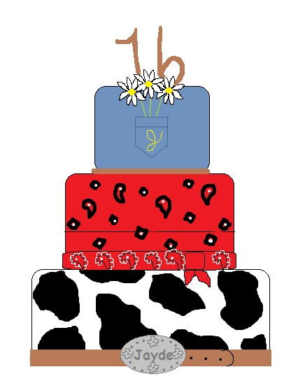 Enjoyable Cowgirl Birthday Cakes Lolos Cakes Sweets Funny Birthday Cards Online Alyptdamsfinfo