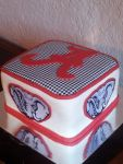 Alabama inspired grooms cake. .