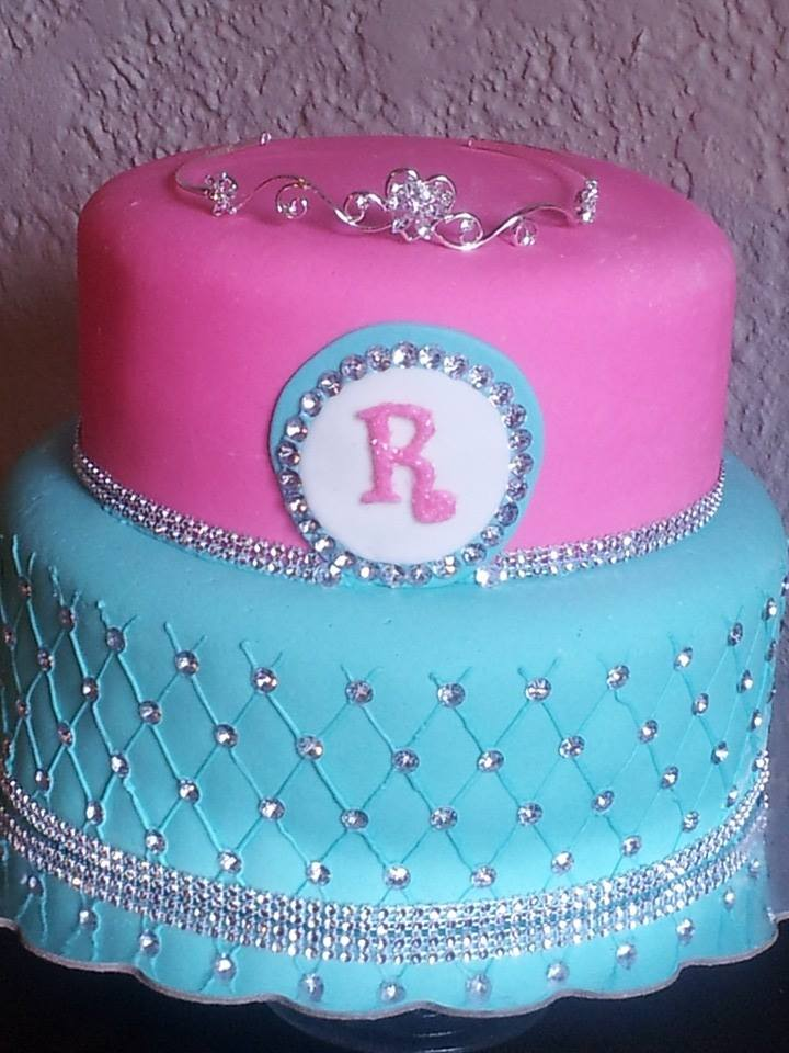Sweet 16 Bling Lolos Cakes Sweets