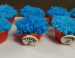 Thing 2 Cupcakes