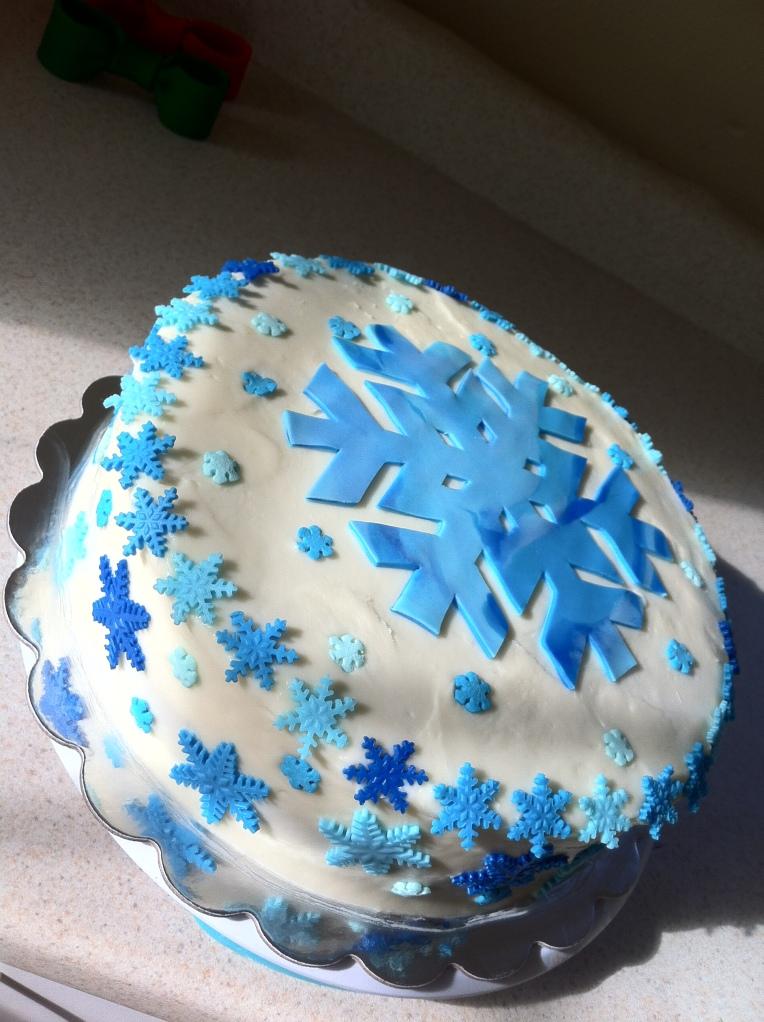 big w christmas cake decorations