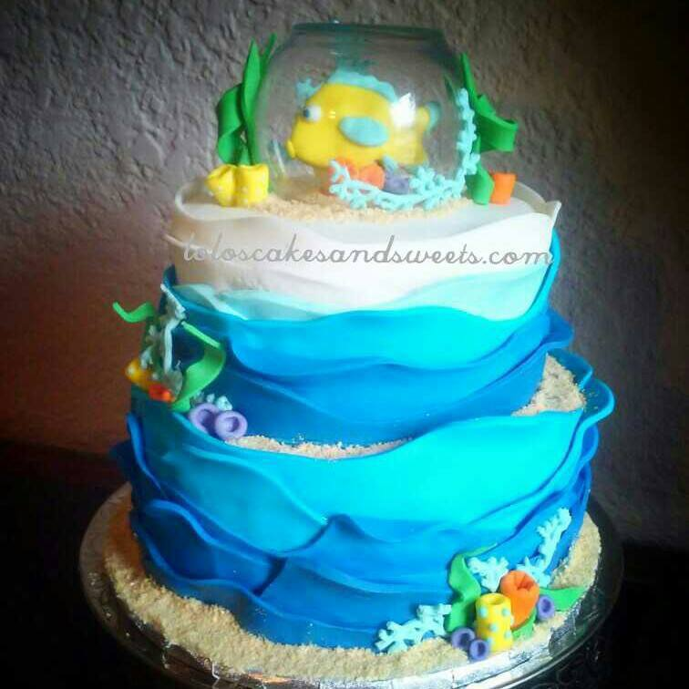 Lolos Cakes Sweets Custom Cakes Cupcakes For Your Wedding
